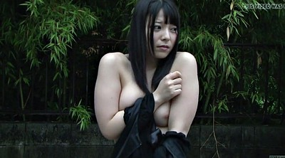 Asian, Outdoor, Japanese wife, Japanese public