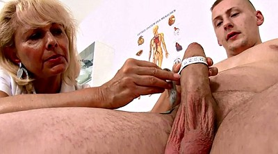 Blonde, Nurses, Erection, Patient, Measure