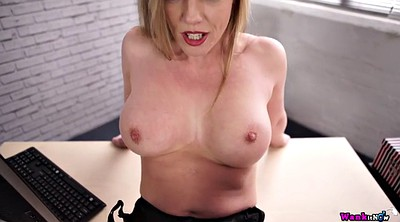 Fucking, British solo, Solo milf, British milf, Milf boss
