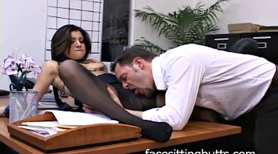 Feet, Stockings, Teen stockings, Stocking feet, Office feet