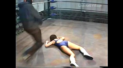 Japanese bdsm, Wrestling, Cat, Mixed wrestling, Mixed fight