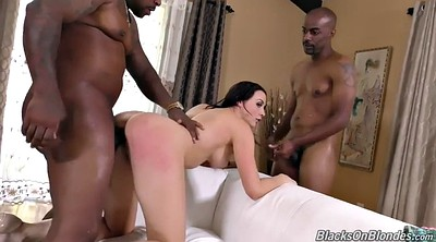 Gangbang, Chanel preston, Preston, Anal interracial, Chanel preston creampie, Milf double anal