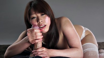 Japan, Japanese massage, Japanese handjob, Creampie pov