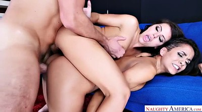 Adriana chechik, Face riding