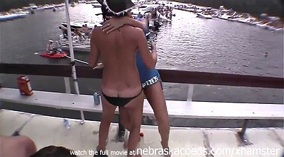 First time, Pirate, Naked public, Naked dance