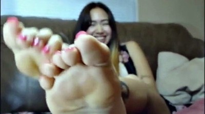 Asian foot, Asian feet, Foot feet