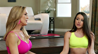Yoga, Brandi love, Brandy love