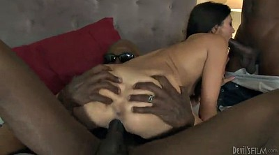 Double, Black anal, Stone, Monster cock anal, Ebony orgasm, Black monster cock