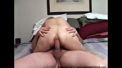 Granny anal, Anal mature
