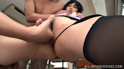 Tits, Asian pantyhose, Double asian, Mmf