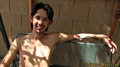Outdoor, Japanese masturbation, Japanese solo, Japanese outdoor, Japanese gay