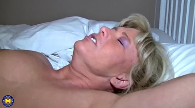 Mature, Family, German milf, Family threesome, Granny threesome, Teresa