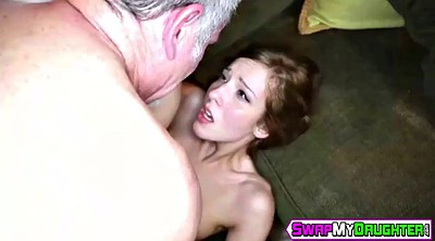 Daughter, Blond, Swapping, Molly, Daughter swap