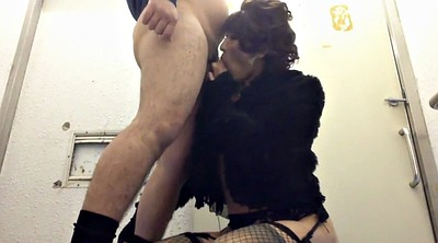 Crossdress, Mature whore