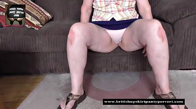 Upskirt, Skirt, Up skirt, Visit, British mature