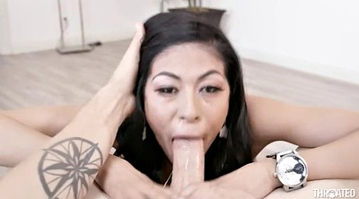 Asian throat, Asian show, Heather