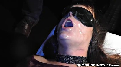 Blindfold, Swinger, Crazy, Bondage cum