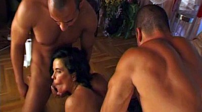Angelica, Threesome vintage, Penetration