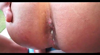 Trapped, Asian gape