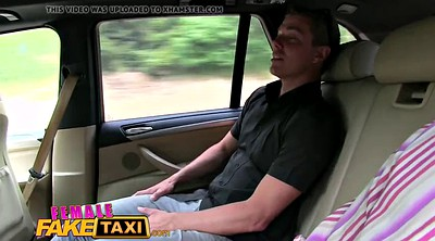 Fake taxi, Lick pussy, Female orgasm, Czech taxi