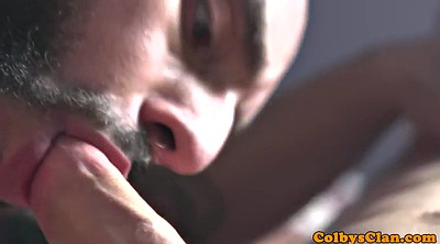 Twink, Mature cumshot, Older gay