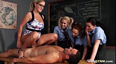 Student, Cfnm, Teacher and student, Sex teacher, Teacher sex, Student and teacher