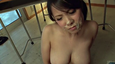 Tits, Japanese bukkake, Japanese big tit, Treat, Japanese cumshot, Japanese toy