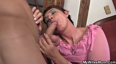Granny fuck, Matures, Mother-in-law, Law, In law