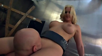 Licking, Face sitting, Mature femdom, Big tits bdsm