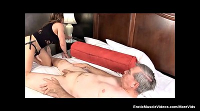 Femdom, Old man gay, Muscle gay, Big clits, Dirty