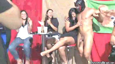 Cfnm, Dancing bear, Group sex party, Group dance, Dancing sex, Crazy sex