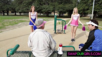 Swap, Swapping, Teen and old, Swapped, Daughter swap