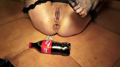 Prolapse, Gape prolapse, Bottle, Anal prolapse, Bottle anal