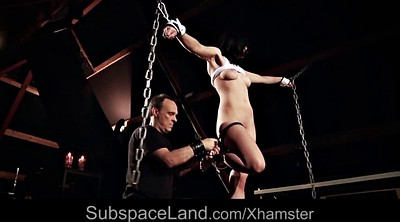 Bondage, Spanked, Ball gag