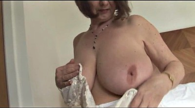 Lady, English, Mature huge boobs