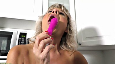 Lingerie, Shaving, Granny solo, Kitchen sex