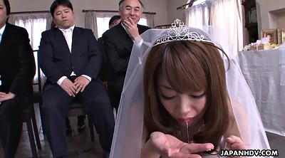 Wedding, Bride, Japanese blowjob, Wed, Japanese bride, Brides
