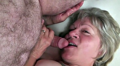Granny, Older, Mature couple