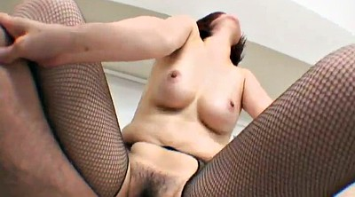 Japanese ass, Milf creampie, Moan, Asian ass, Fishnet, Creampie milf