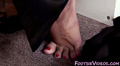 Feet, Foot handjob