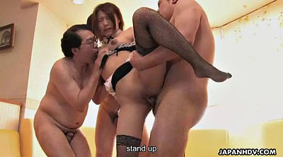 Japanese, Japanese gangbang, Scream, Japanese cumshot