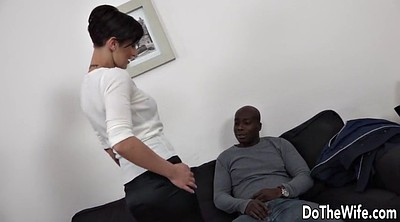 Black, Cuckold creampie, Wife creampie, Wife anal