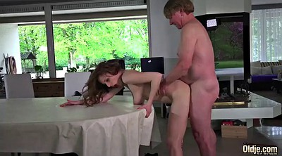 Teen compilation, Old fuck young, Granny compilation