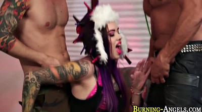 Swallow, Porn, Stage, Goth, Sex party, Hd sex