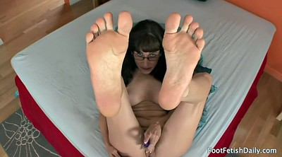 Silk, Mature foot