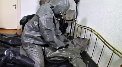 Boots, Three, Gloves, Suit, Bdsm german