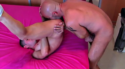 Old and young, Daddy anal, Anal amateur