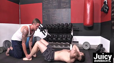 Gym, Gay hot