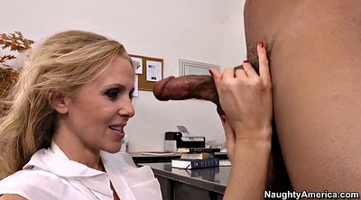 Julia ann, Ann, Professor, Milf teacher, Sloppy blowjob