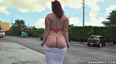 Redhead, Ass walking